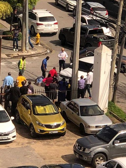 Accident Victim Dies Of Heart Attack At Hospital Trinidad Guardian