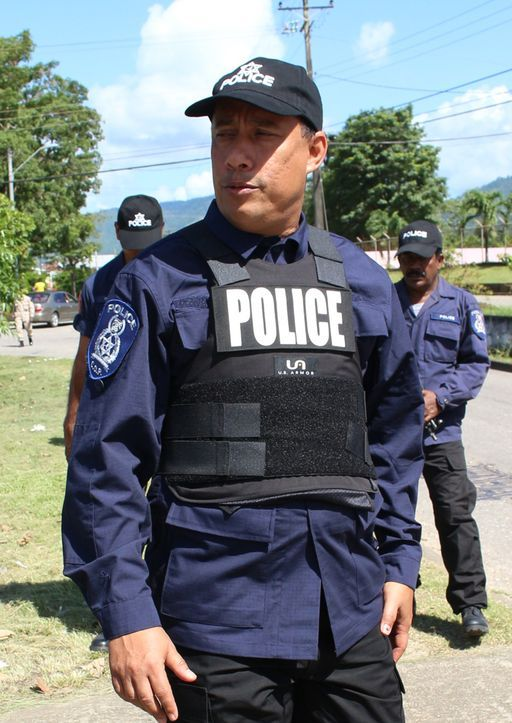 Image result for trinidad police commissioner gary griffiths