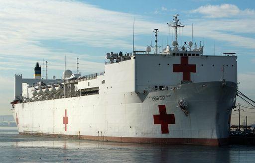 US navy medical ship to offer services in South Trinidad - Trinidad